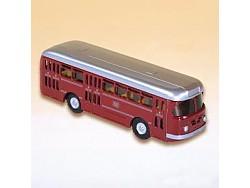 Autobus DR, červený