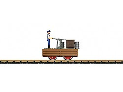 Drezína - železniční vozík