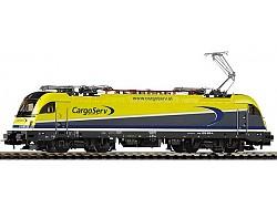 AKCE !!! Elektrická lokomotiva Rh 1216 CargoServ