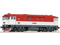 MEGA AKCE!!! lokomotiva ř.749 042-8 ČD,digital- zvuk