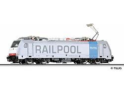 EL. LOKOMOTIVA E 186 RAILPOOL GmbH