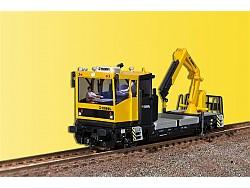 H0 Röbel drezína 54.22, funkční digitální model