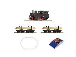 HOe StartSet s parní lokomotivou