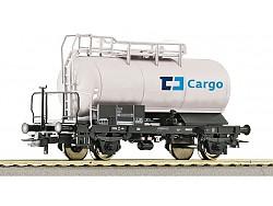 kotlový vůz ČD Cargo