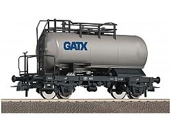 cisterna auto GATX šedá