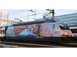 Elektrická lokomotiva 460 036, SBB