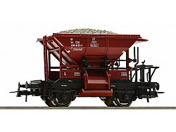 Vagón na štěrk typ Talbot, ČSD nové číslo