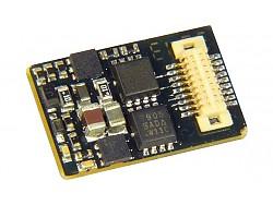 685 601 - zpětná vazba, který je schopen DCC dekodér s Next18 rozhraní (NEM 662)