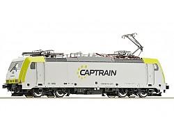 Elektrická lokomotiva BR 186 Captrain