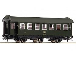 Osobní vůz 2. třídy tříosý, DB