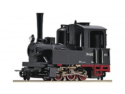 Parní lokomotiva HOe polní drážky 99 4313