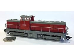 Dieselová lokomotiva T466.0134 ČSD Pielstick
