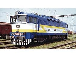 Brejlovec 754 058-6, CD