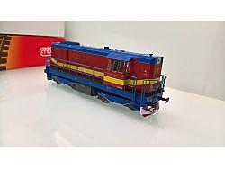 lokomotiva řady T466.2369 ČSD, limitovaná edice