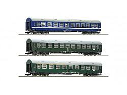 SET vlaku D270 Meridian2, DR, CSD, MÁV