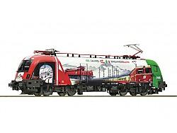 Elektrická lokomotiva 1116 159 Brenner, ÖBB, Digitální se zvukem!