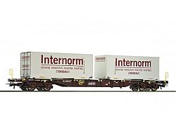 kontejnerový vůz ÖBB, CT Internorm