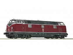 Digitální Lokomotiva BR 221, DB