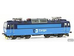 Elektrická lokomotiva řady 163 233-0 ČDC