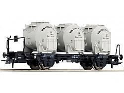 Vůz nádržkový na přepravu sladu DB