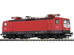 el. lokomotiva BR 112, DR DCC/ZVUK