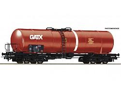 Kotlový vůz GATX