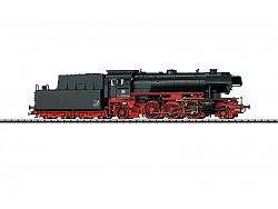 Parní lokomotiva BR 23, DB, ZVUK