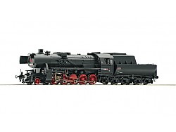 Parní lokomotiva ČSD 555.0161, analog