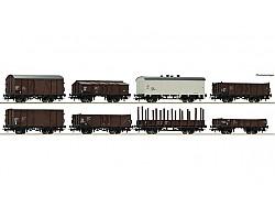 set nákladního vlaku ČSD III.epocha