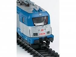 Elektrická lokomotiva 380 006 ČD VI.ep.
