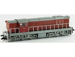 Dieselová lokomotiva T669.0084 ČSD ČMELÁK