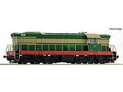 Dieselová loko T669.0041, ČSD Čmelák, DCCzvuk