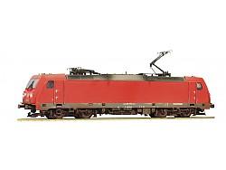 Elektrická lokomotiva BR 185.2, DB AG, patina