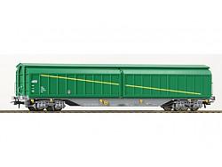 krytý vůz RENFE, zelený