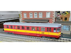 Motorový vůz 820 063 - ČD (analog)