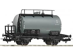 Cisternový vůz, ČSD
