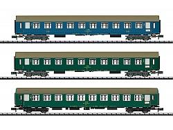 Set tří vozů ČSD, Balt-Orient-Express