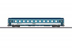 rychlíkový vůz Bmz 235 2.třídy ČD