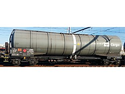 Set dvou cisternových vozů CD Cargo