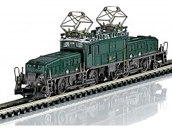 El. loko. Crocodile Class Ce 6/8 III, SBB, ZVUK