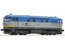 dieselová loko 752 070-3, ZSSK digi+zvuk