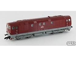 dieselová loko T499.0006 ČSD KYKLOP