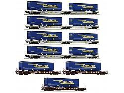 Set vlaku LKW Walter, AAE