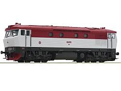 Lokomotiva ČSD T478.2059 DCC+zvuk