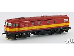lokomotiva ČD 749 234
