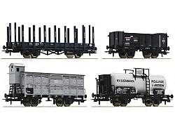 set typického nákladního vlaku NS I.epocha