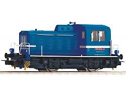 dieselová lokomotiva T203 KALUGA ČD modrá, TGK2