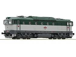 Motorová lokomotiva Brejlovec ř. T478.3098, ČSD Zvuk