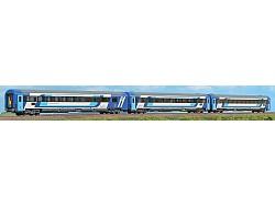 set Eurocity Hungaria 3-dílný II. MÁV