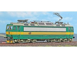 Elektrická lokomotiva řady 163 091-2 ,ČD